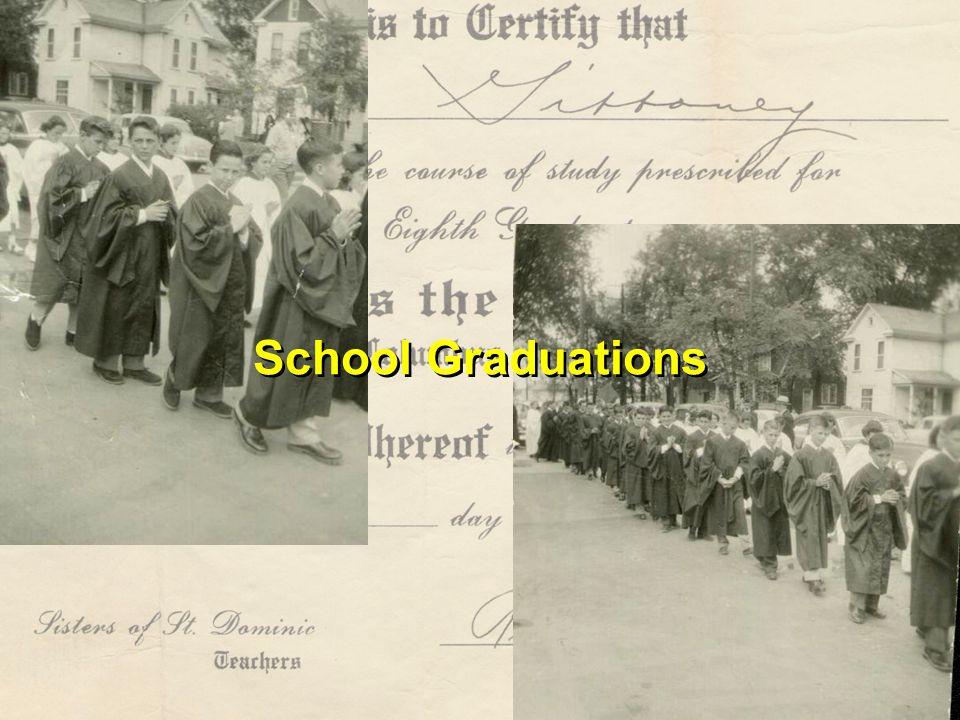 School Graduations