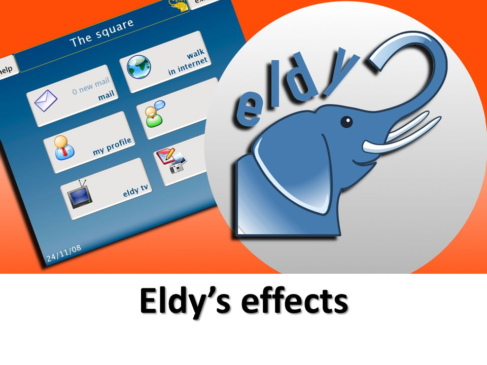 Eldys effects