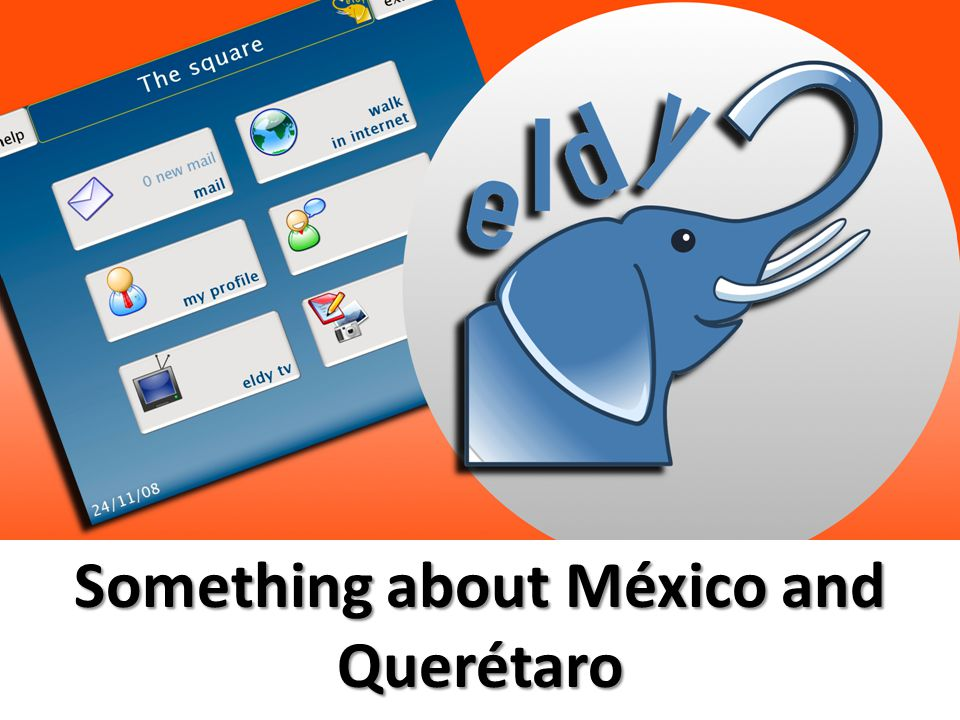Something about México and Querétaro