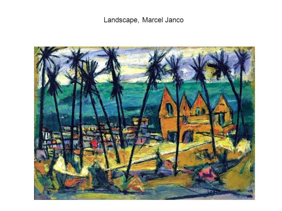 Ein Hod, Marcel Janco