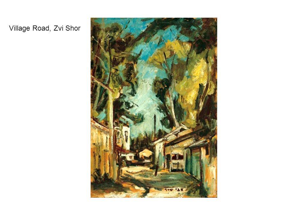 On the River Banks, Schmuel Schlesinger