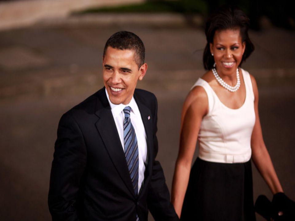 Madame Tussauds Unveils Michelle Obama Wax Figure
