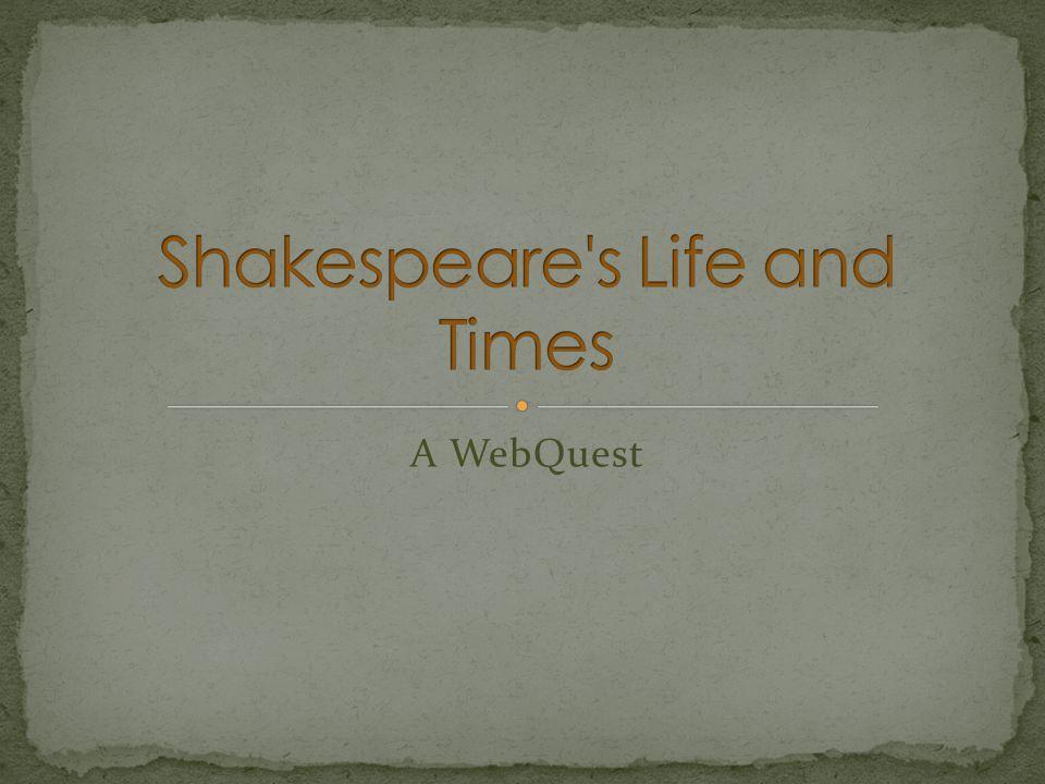 A WebQuest