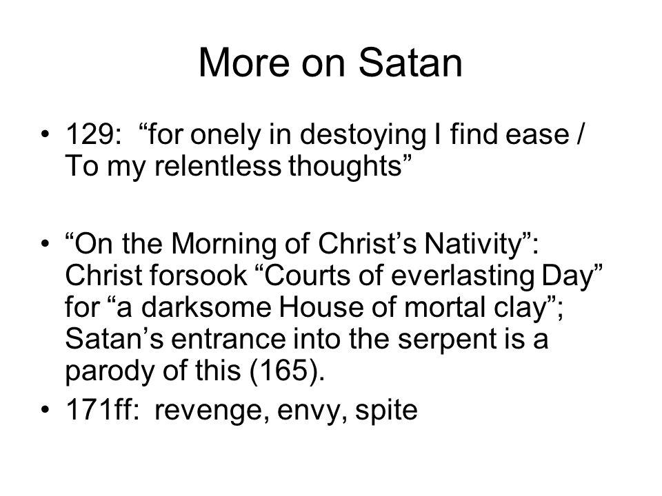 Description of Satan at 510-14 Scipio the highth of Rome.