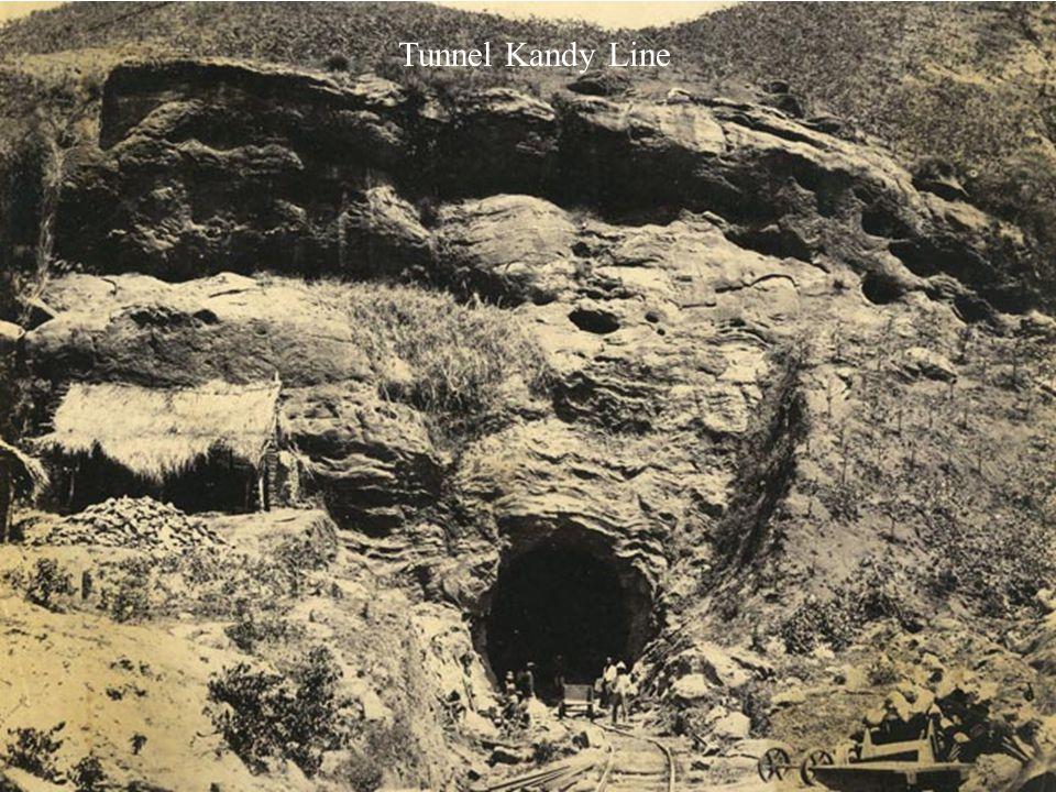 Haputale Rail Tunnel 1892
