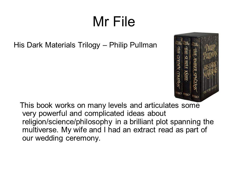 Mr Bonehill I do like Stephen King s novella, The Mist.