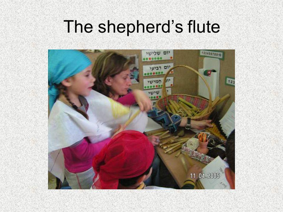 The shepherds flute