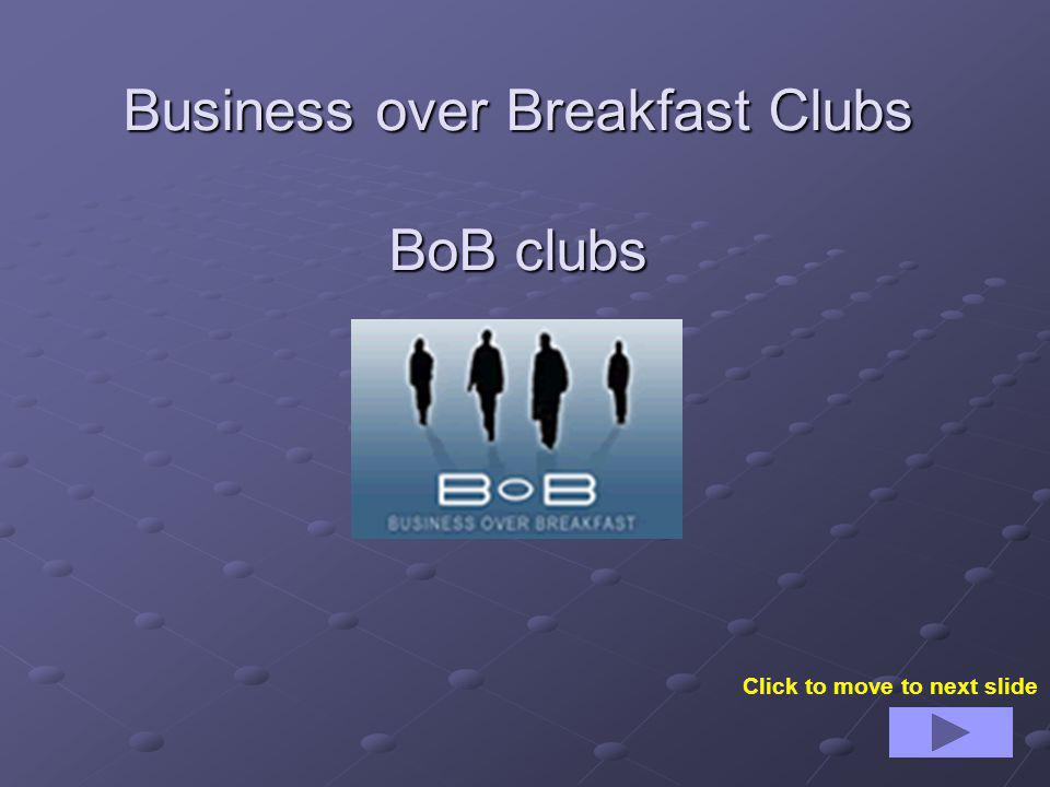 Why do business owners join BoB clubs.