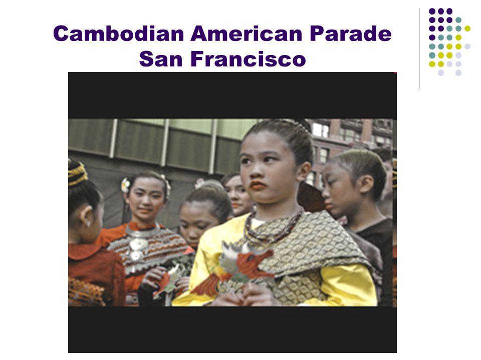 Cambodian American Parade San Francisco