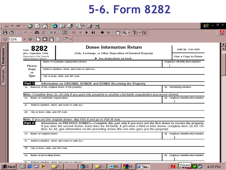 5-6. Form 8282