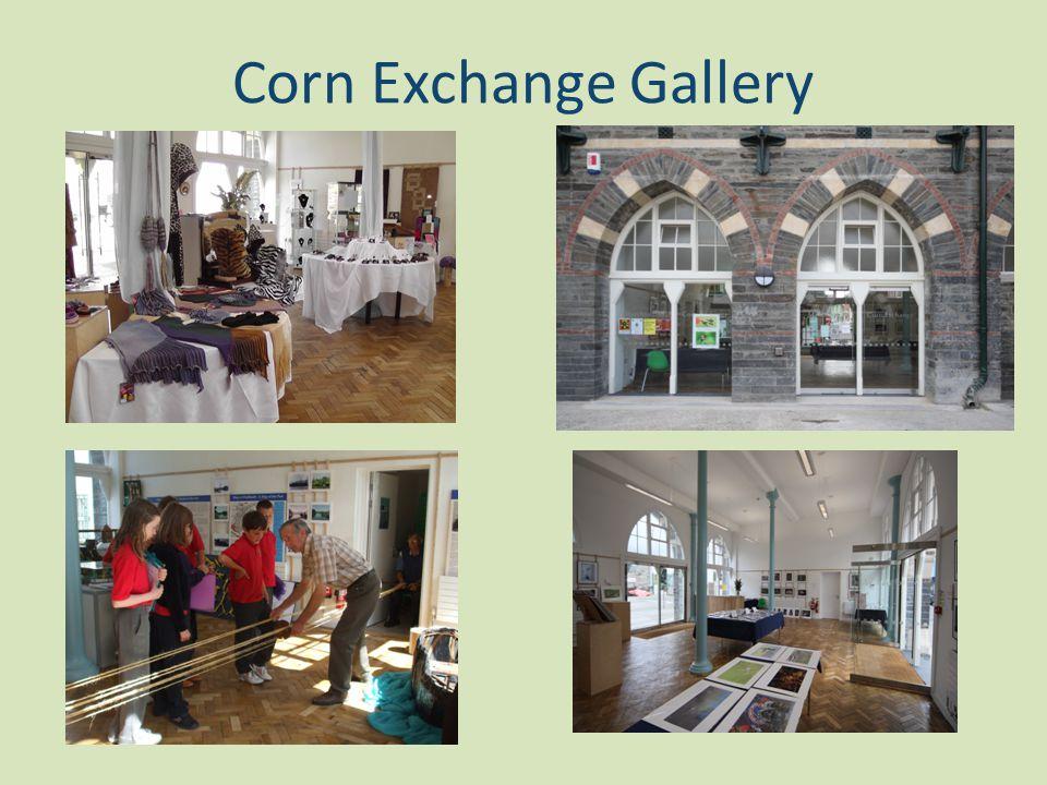 Corn Exchange Gallery