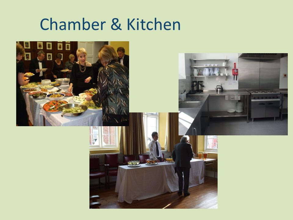 Chamber & Kitchen