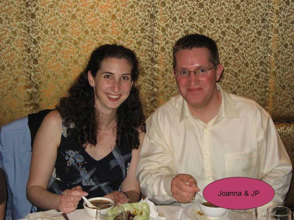 Joanna & JP