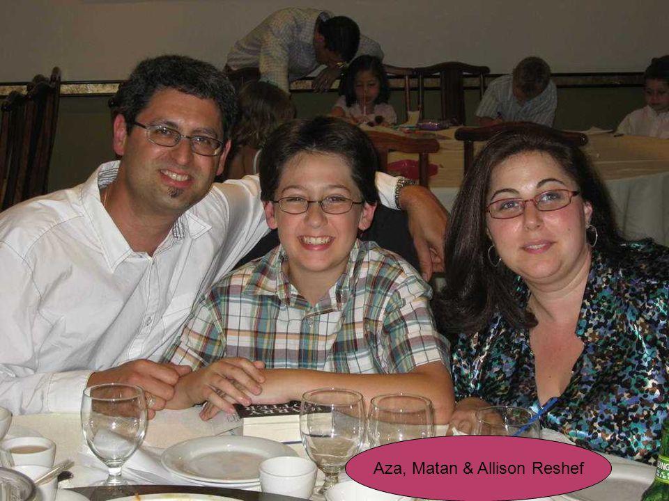 Helen Shapiro, Bubbie Basia Altman, Pam Klonoff