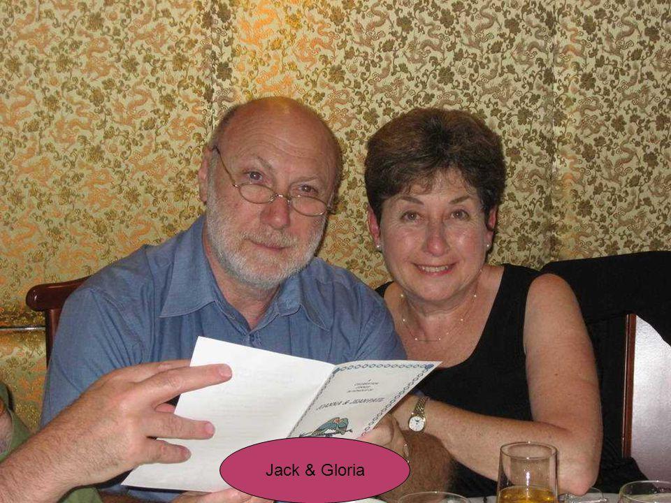 Carole & Rodrigue, JPs parents