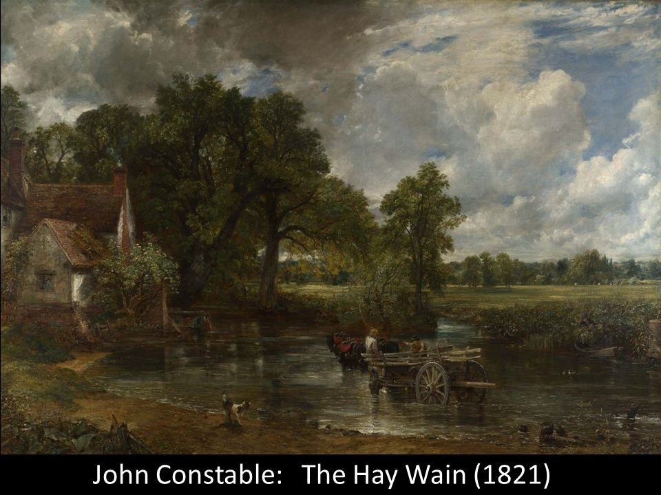 John Constable: The Hay Wain (1821)