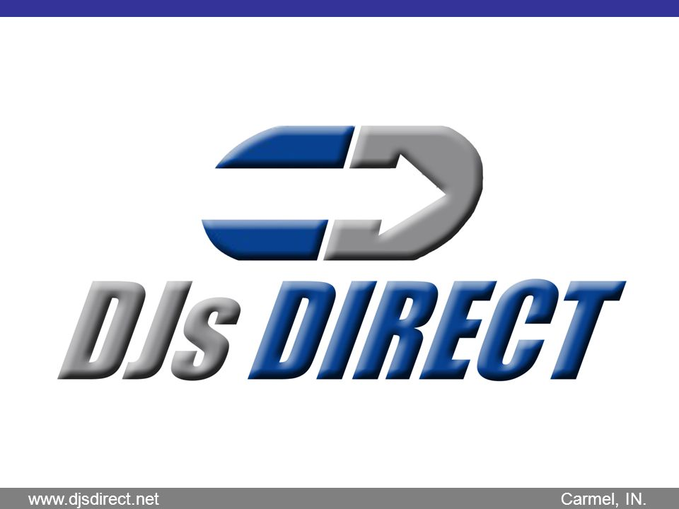 www.djsdirect.net Carmel, IN.Terry Mautner I thought Terry did a wonderful job.