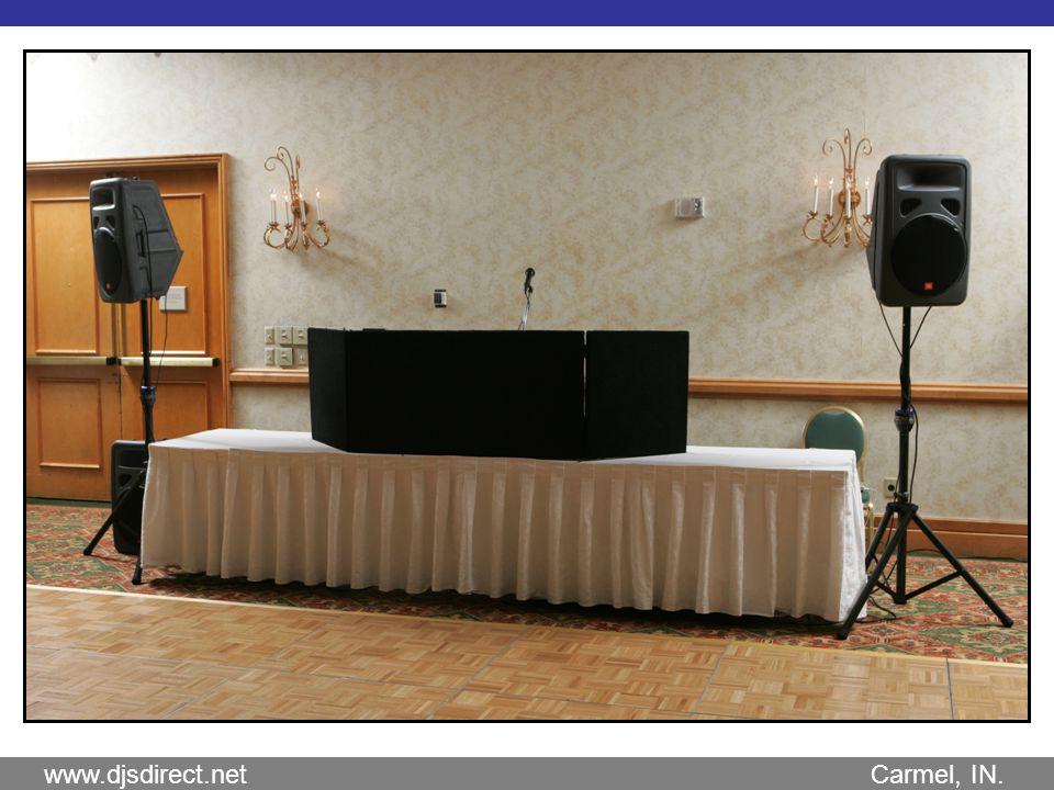 www.djsdirect.net Carmel, IN.Rob Weber DJ s Direct did a great job.