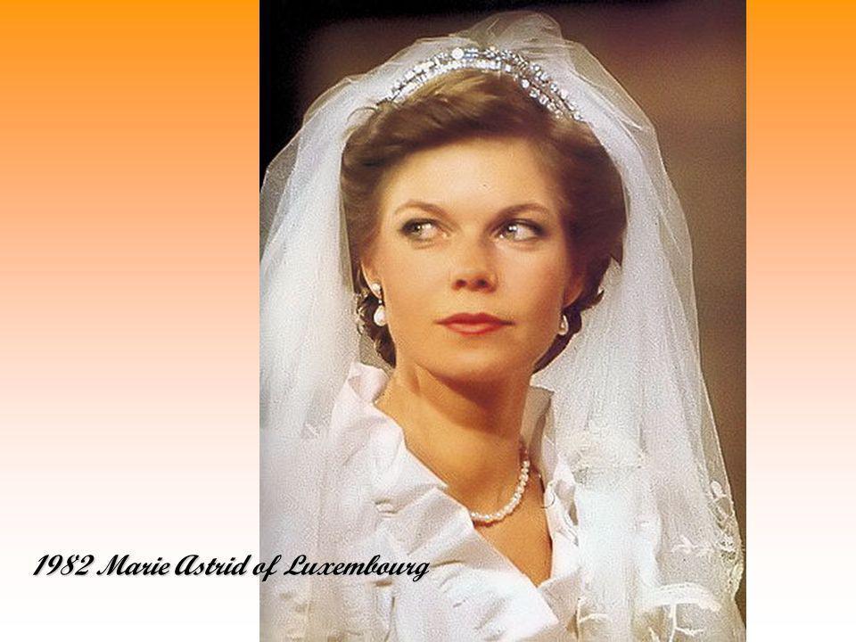 1961 Princess Birgitta of Sweden