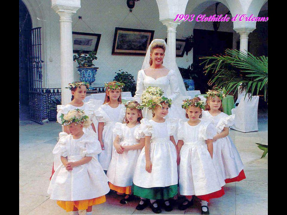 1993 Clothilde d'Orleans