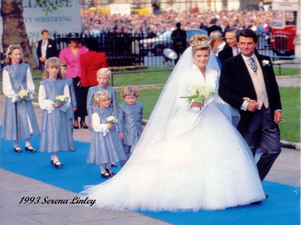 1993 Rania of Jordan's Rania of Jordan's wedding gown wedding gown
