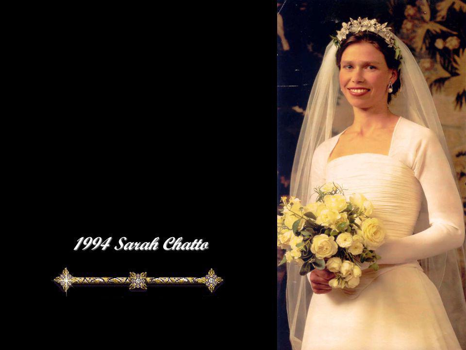 1997 Infanta Cristina 2004 Letizia Ortiz y Rocasolano