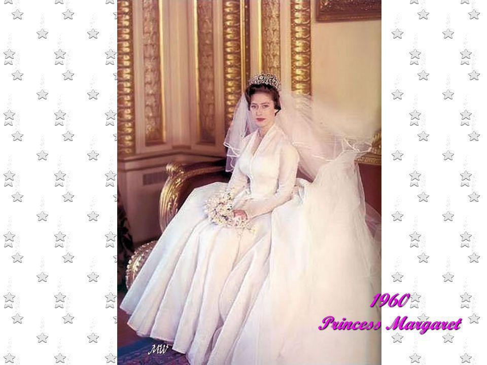 1960 Princess Margaret wedding group