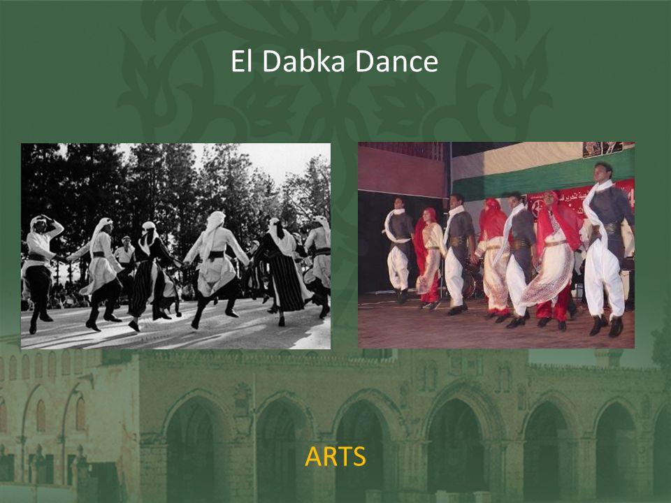 ARTS El Dabka Dance