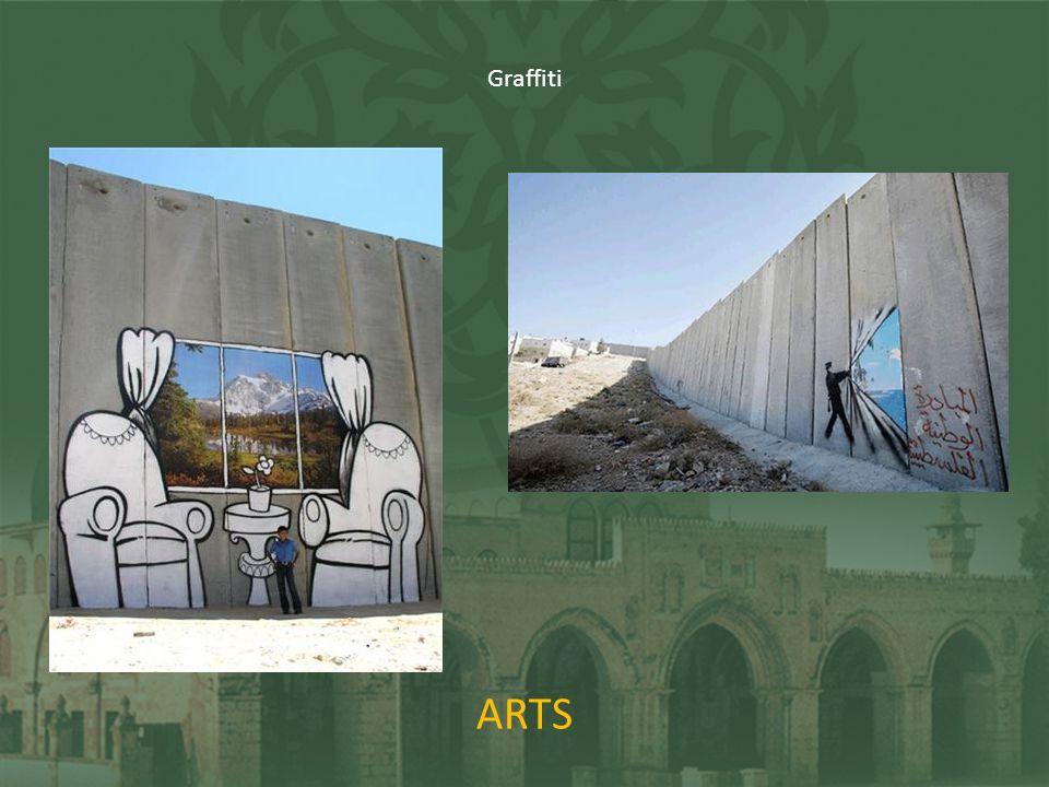 ARTS Graffiti
