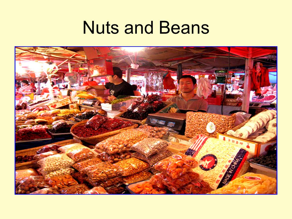 Nuts and Beans