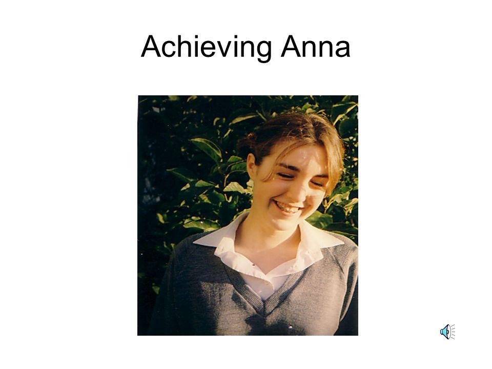 Adolescent Anna