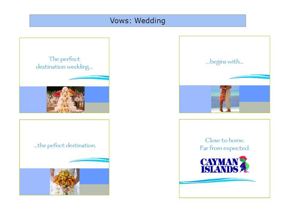 Vows: Wedding