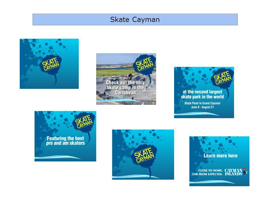 Skate Cayman