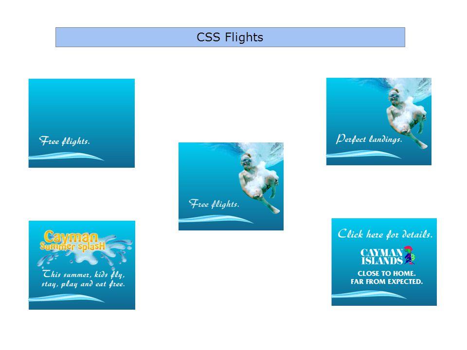 CSS Flights