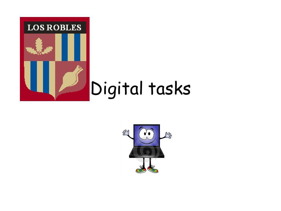 Digital tasks