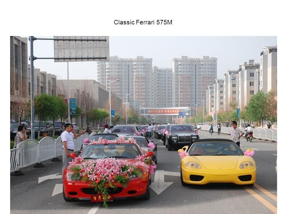 Classic Ferrari 575M