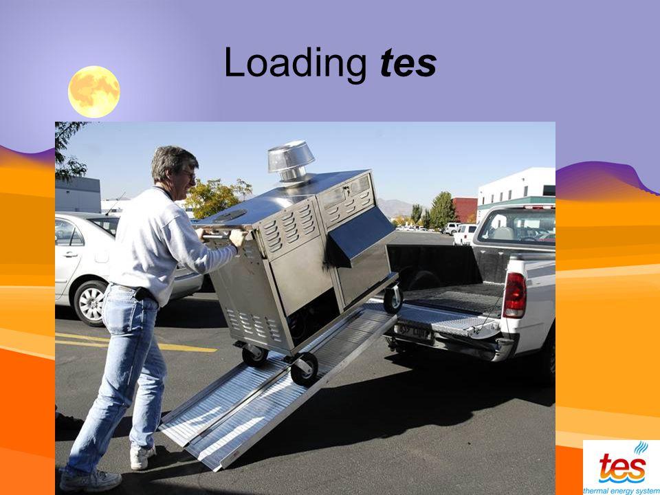 Loading tes