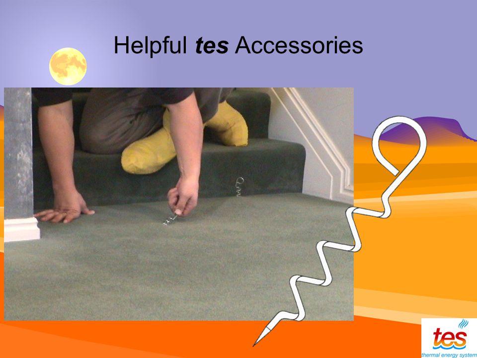 Helpful tes Accessories