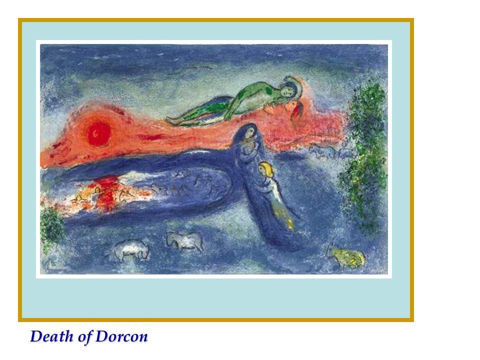 Death of Dorcon Death of Dorcon