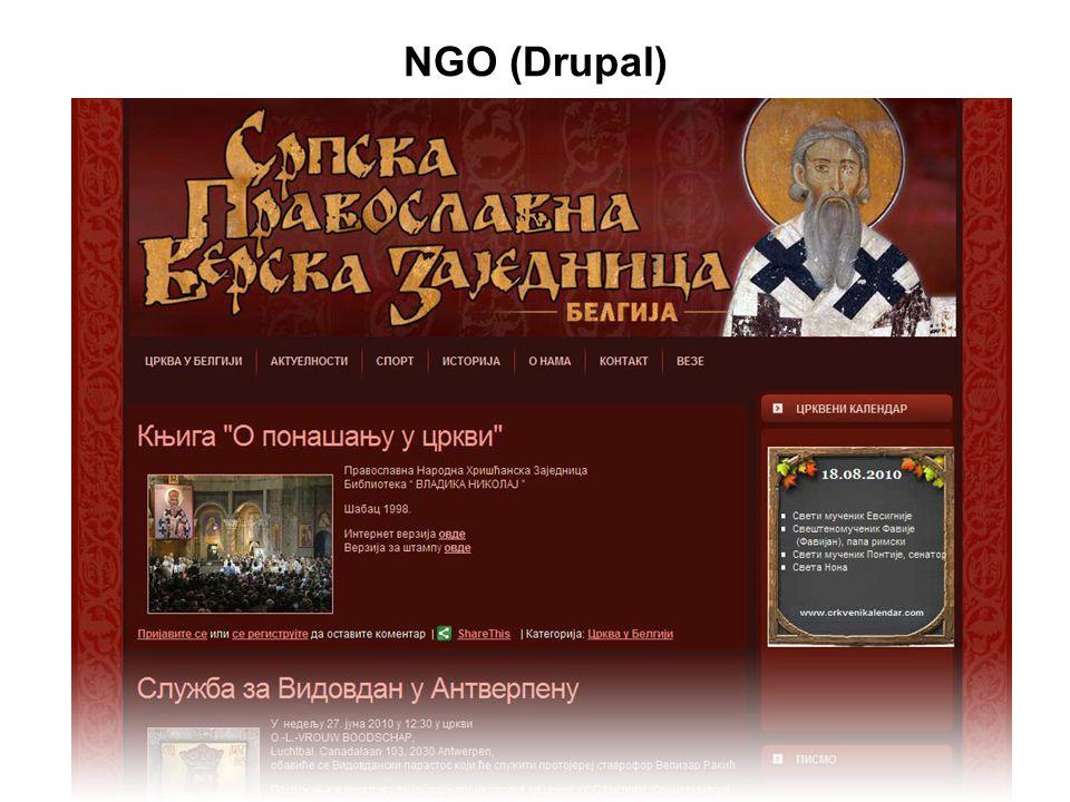 NGO (Drupal)