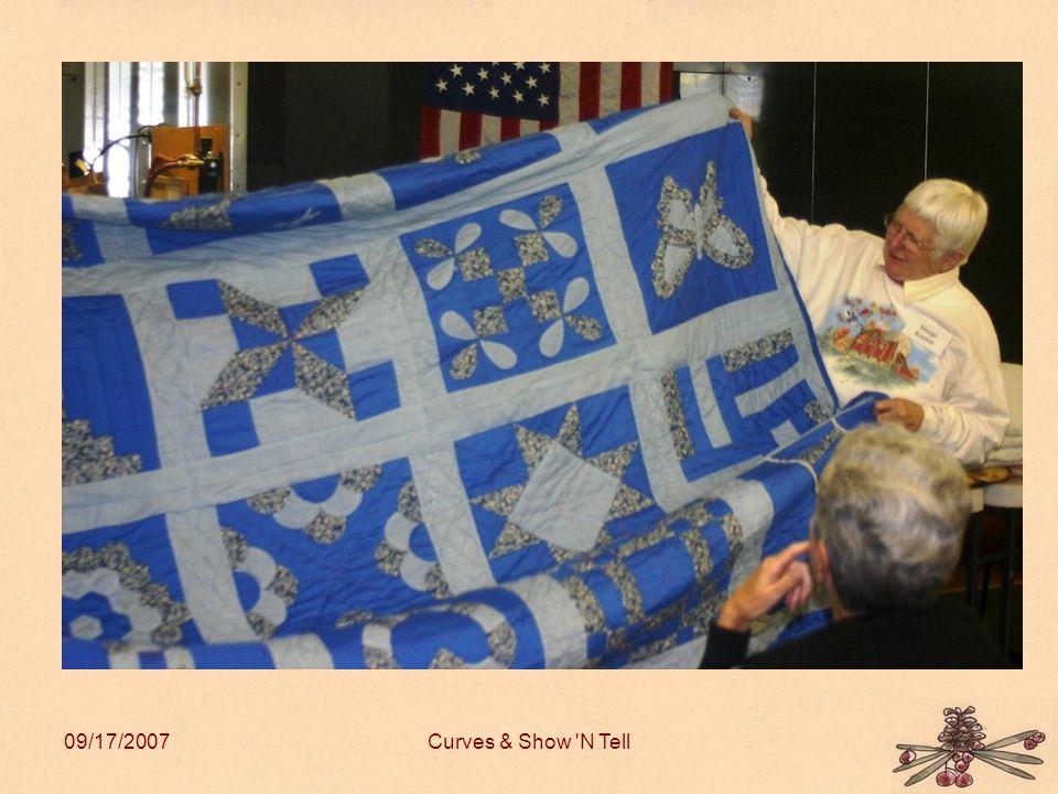 09/17/2007Curves & Show N Tell