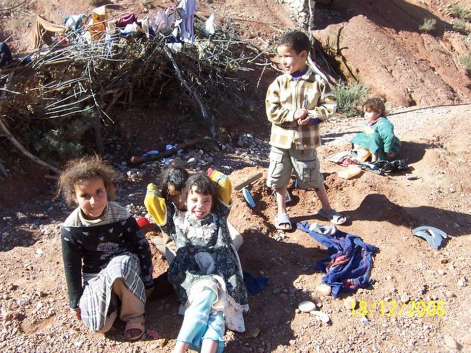 A Berber in Morocco, Sahara