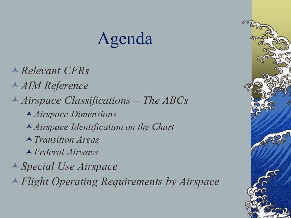 Class Echo Airspace Generally, if the airspace is not Class A, Class B, Class C, or Class D, and it is controlled airspace, it is Class E airspace Except for 18,000 feet MSL, Class E airspace has no defined vertical limit but rather it extends upward from either the surface or a designated altitude to the overlying or adjacent controlled airspace Reference: AIM Chapter 3-2-6