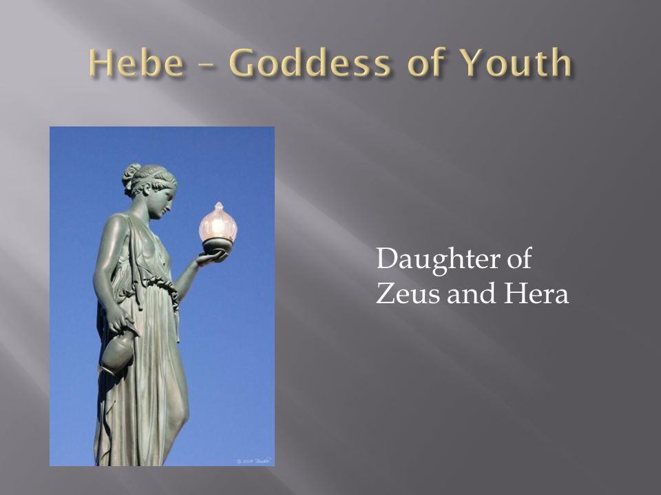 Goddess of the rainbow, the messenger of the Olympian gods.