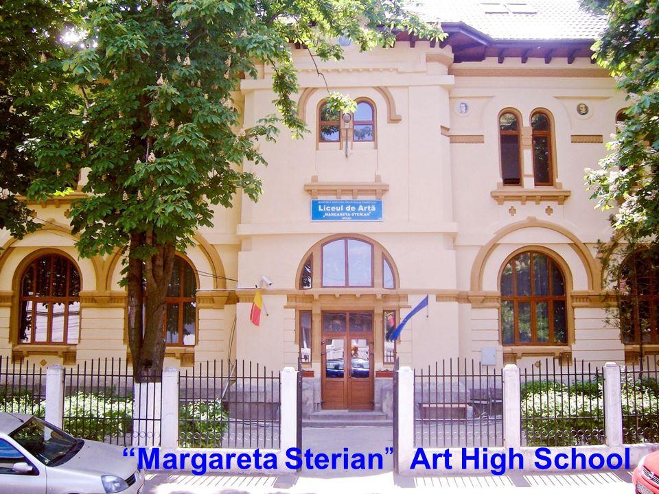 Margareta Sterian Art High School