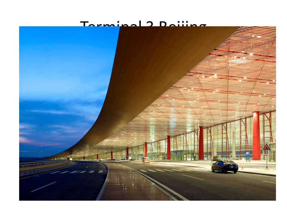 Terminal 3 Beijing