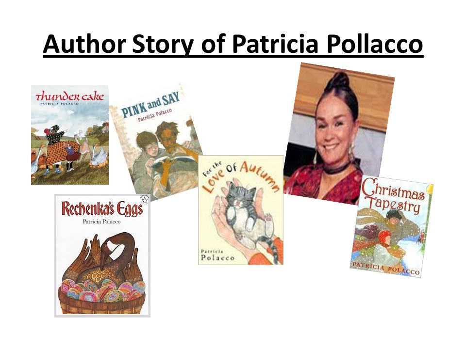 Author Story of Patricia Pollacco