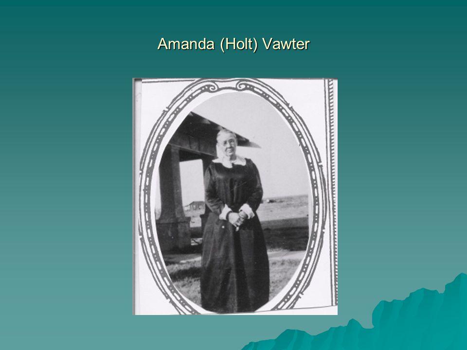 Amanda (Holt) Vawter