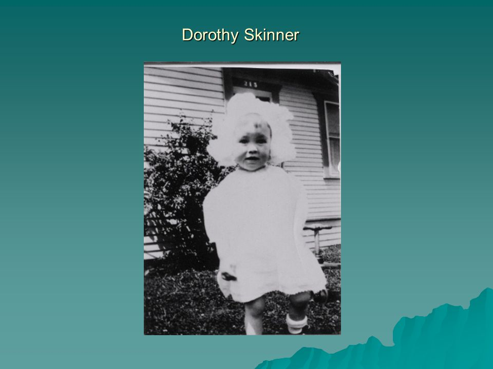 Dorothy Skinner