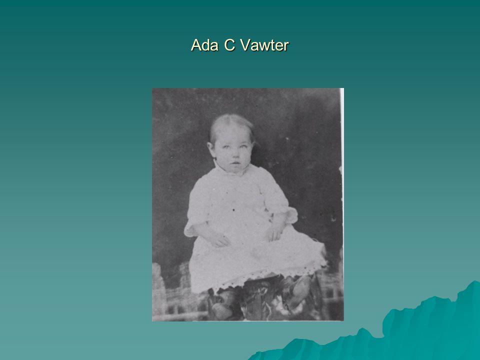 Ada C Vawter